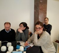Sesión demostrativa IoT en Activage