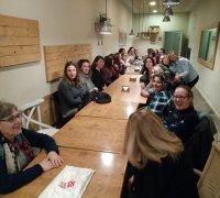 Reunión de trabajadoras y trabajadores de INICIATIVA SOCIAL INTEGRAL